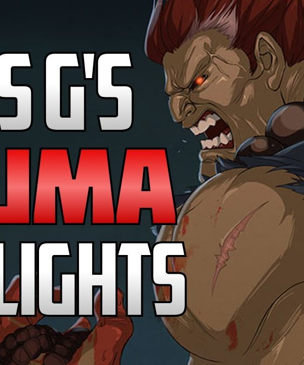 【スト5】SFV S2 ▰ Chris G's Awesome Akuma【1080p60 Highlights Compilation】Street Fighter V / 5