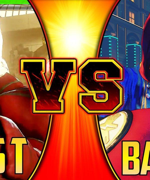 【スト5】SFV S2 ▰ Chris Tatarian Vs PR Balrog FT5【First To 5】Street Fighter V / 5