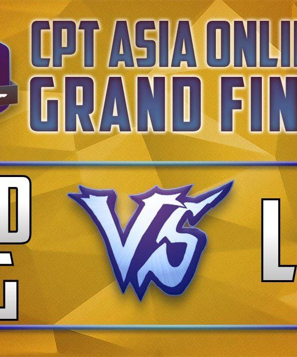 【スト5】SFV S2 ▰ CPT Online Asia #1 Grand Finals【MindRPG Vs LEXC】Street Fighter V / 5 スト