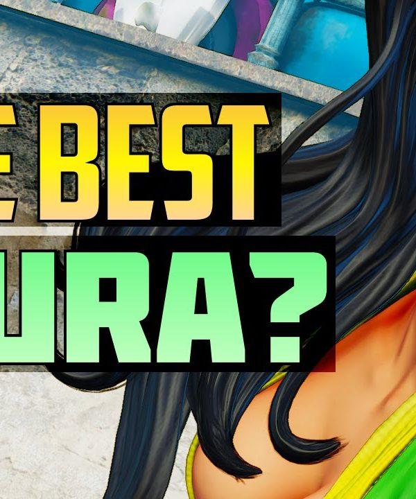 【スト5】SFV S2 ▰ Is Wolfkrone The Best Laura Player In The World?