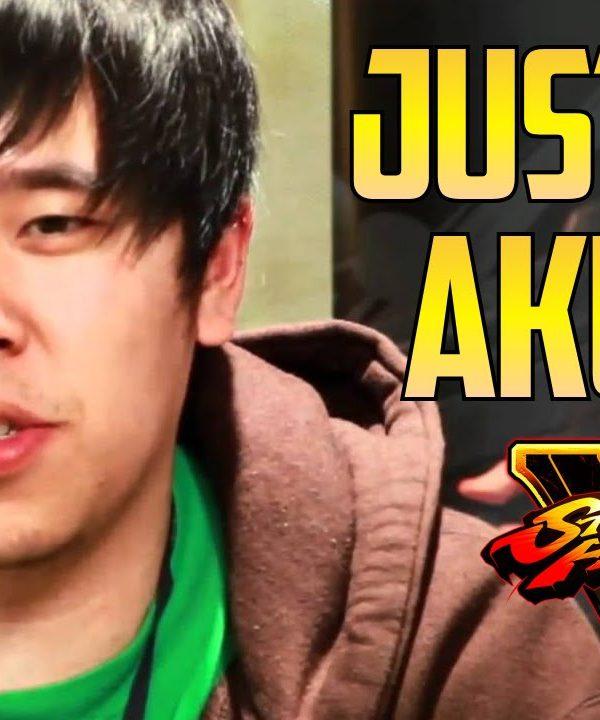 【スト5】SFV S2 ▰ Justin Wong's Akuma【Compilation】Street Fighter V / 5