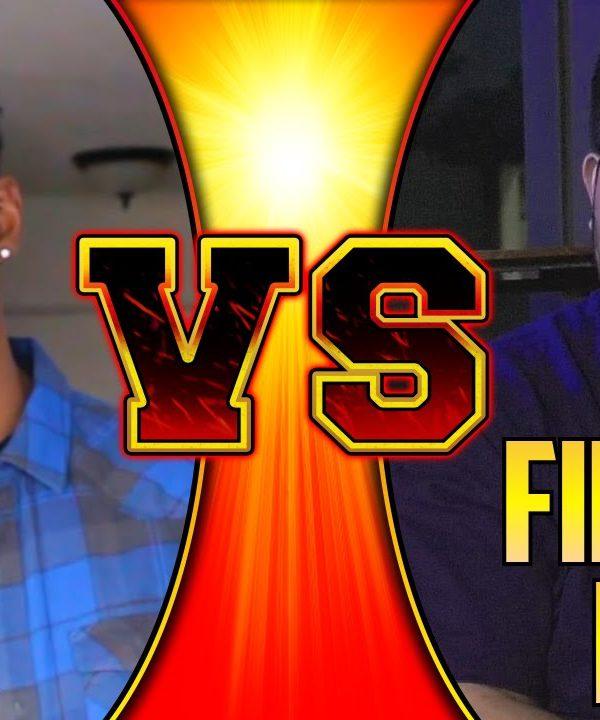【スト5】SFV S2 ▰ LowTierGod Vs FilipinoMan FT5【First To 5】Street Fighter V / 5