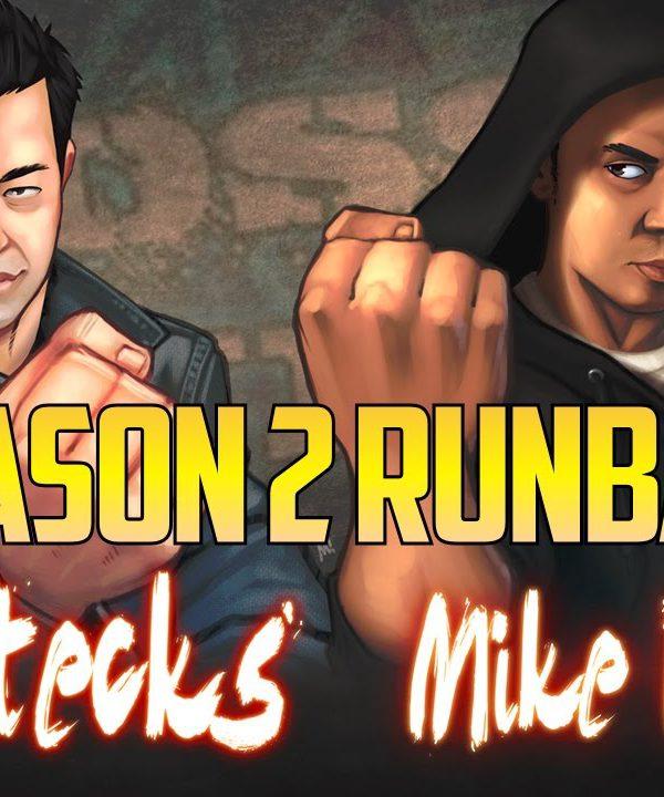 【スト5】SFV S2 ▰ Mike Ross Vs Gootecks FT5【First To 5】Street Fighter V / 5