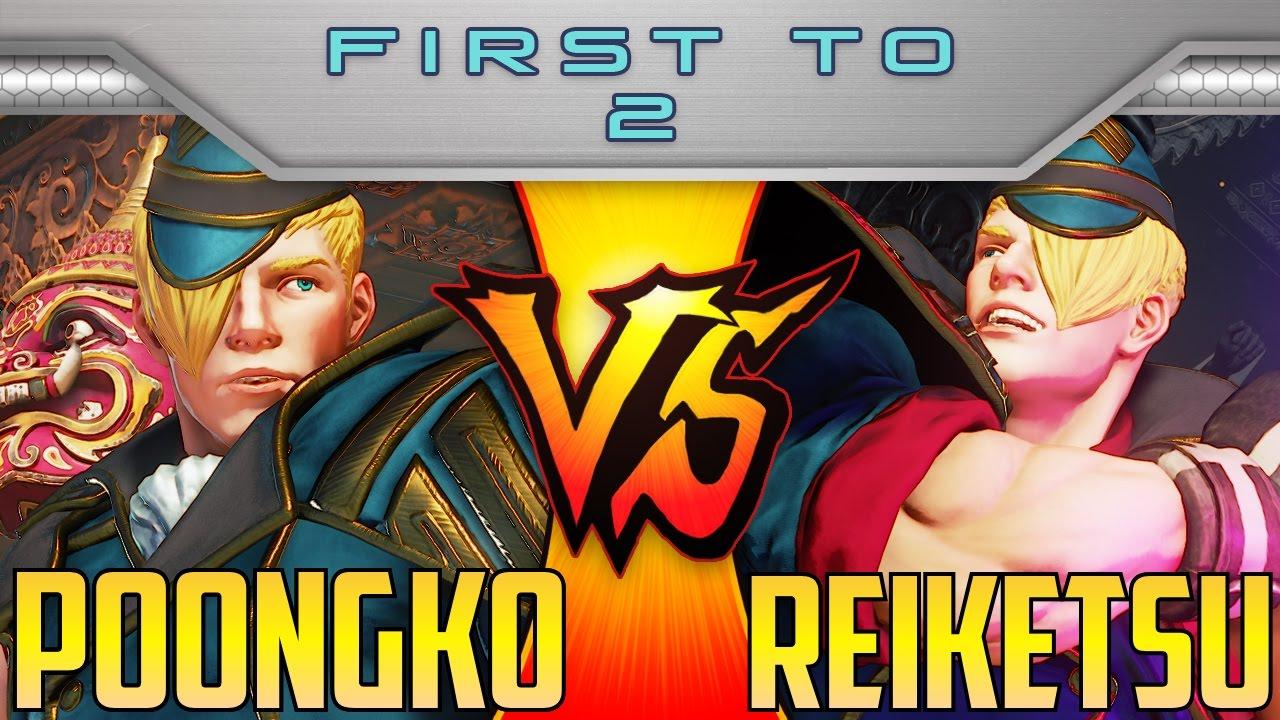 【スト5】SFV S2 ▰ Poongko (ED) Vs Reiketsu (ED)【Intense FT2】Street Fighter V / 5 スト