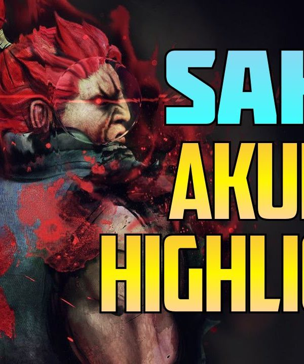 【スト5】SFV S2 ▰ Sako's Akuma Is Amongst The Best【1080p60 Highlights Compilation】Street Fighter V / 5