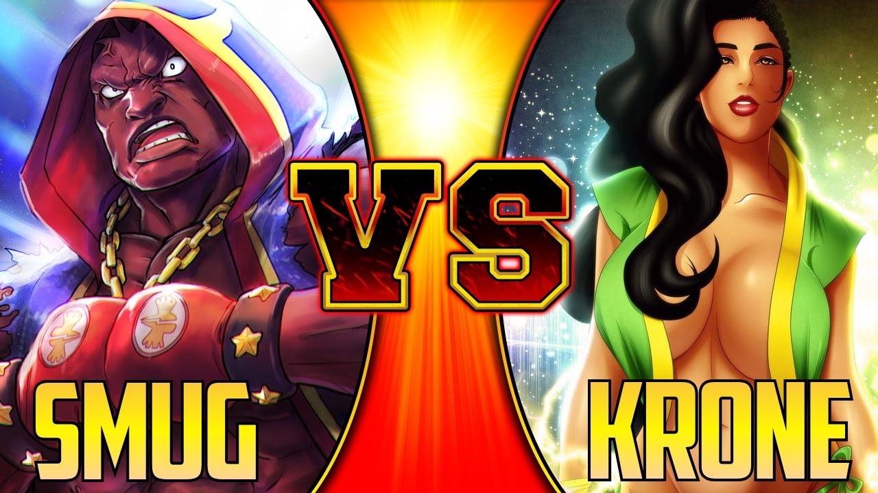 【スト5】SFV S2 ▰ Smug Vs Wolfkrone The Epic Runbacks【FT2 x2 Ranked Matches】Street Fighter V / 5 スト