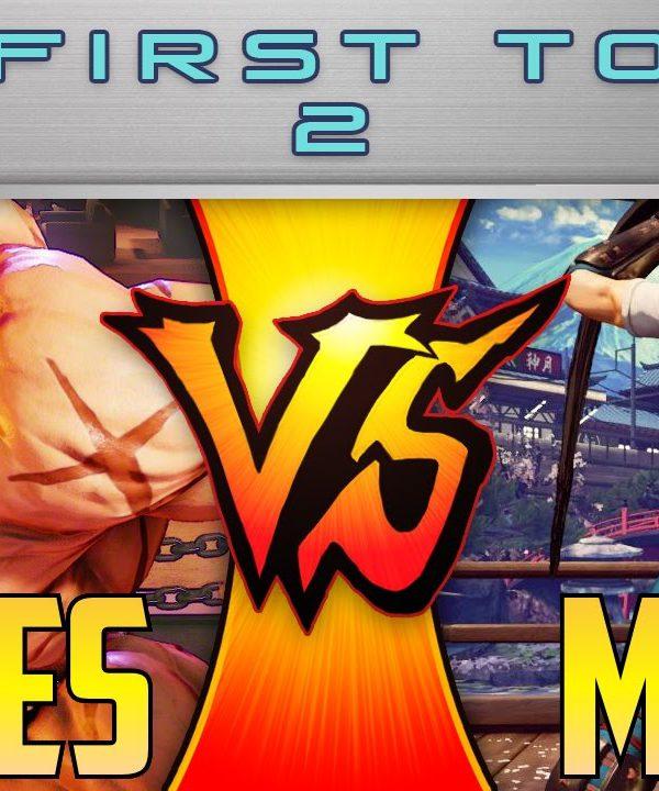 【スト5】SFV S2 ▰ Snake Eyez Vs Marn FT2 x2 【First To 2】Street Fighter V / 5 スト