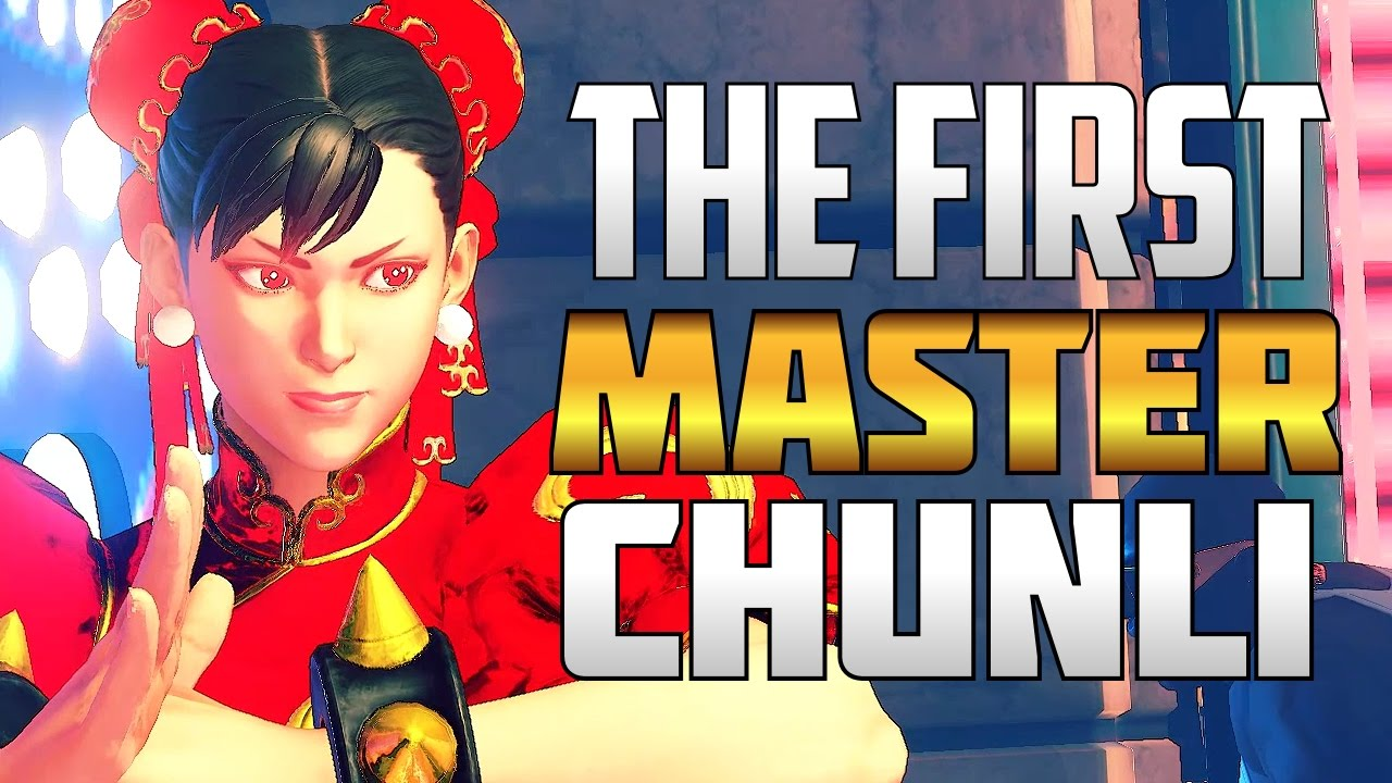 【スト5】SFV S2 ▰ The First Chunli To Reach Master Rank