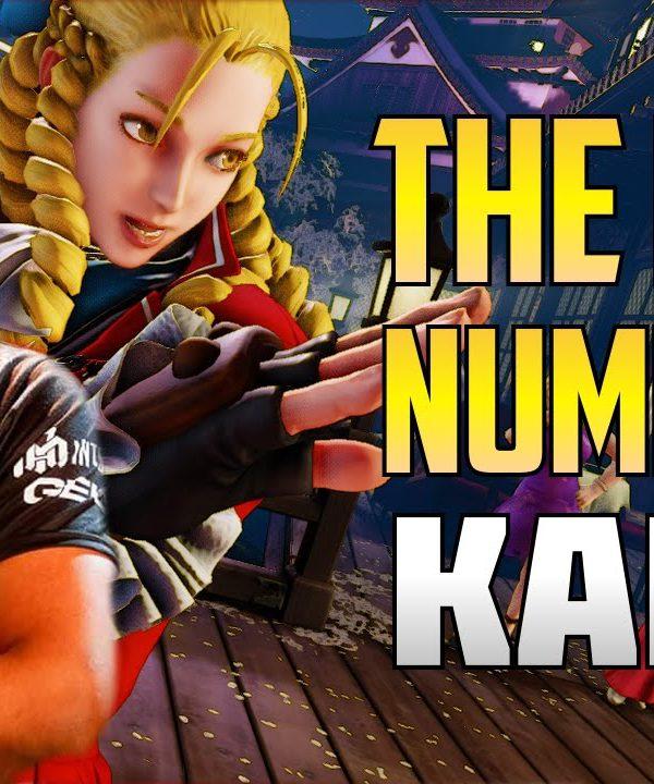 【スト5】SFV S2 ▰ The New #1 Karin Player In The World