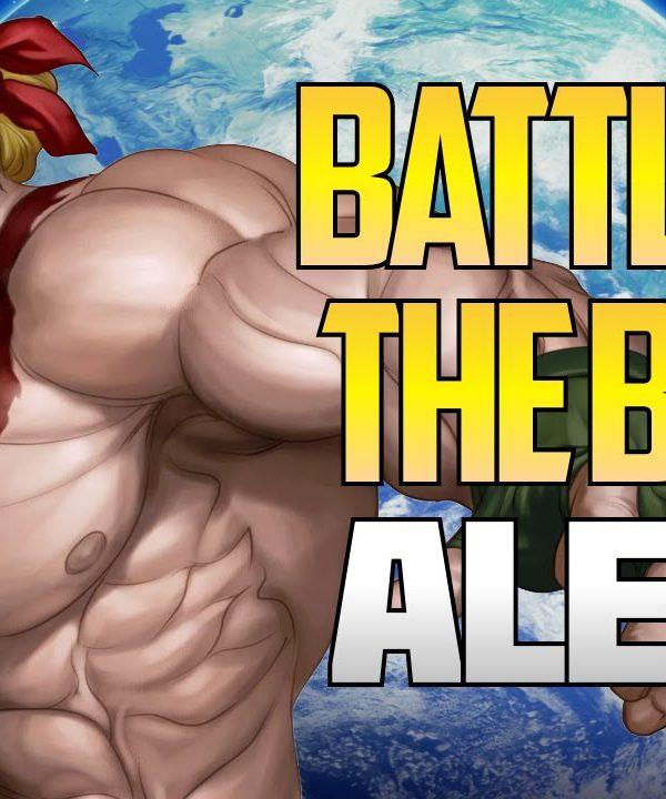 【スト5】SFV S2 ▰ The Two Best Alex Players In The World?【Gunfight Vs Donpachi FT10】Street Fighter V / 5