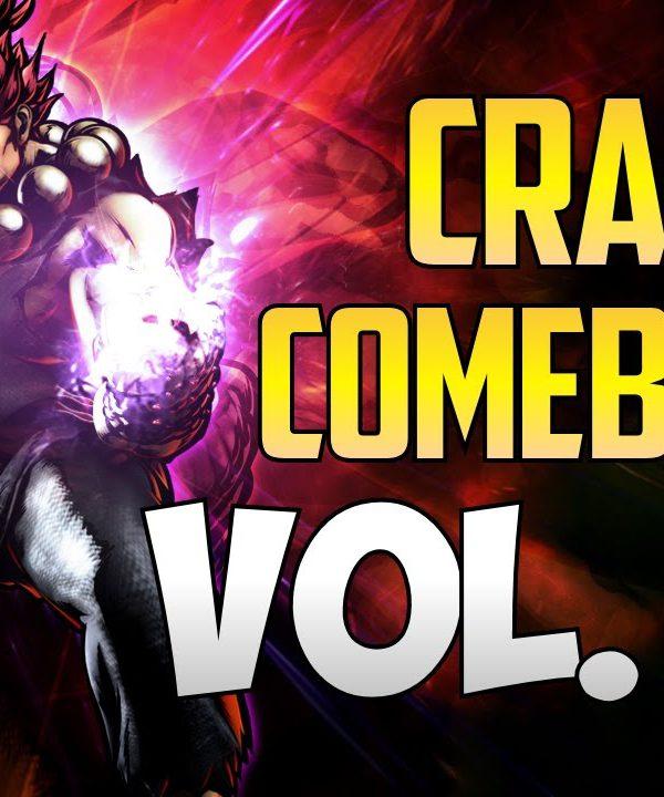 【スト5】SFV S2 ▰ Unbelievable / Epic Street Fighter V Comebacks Volume 7