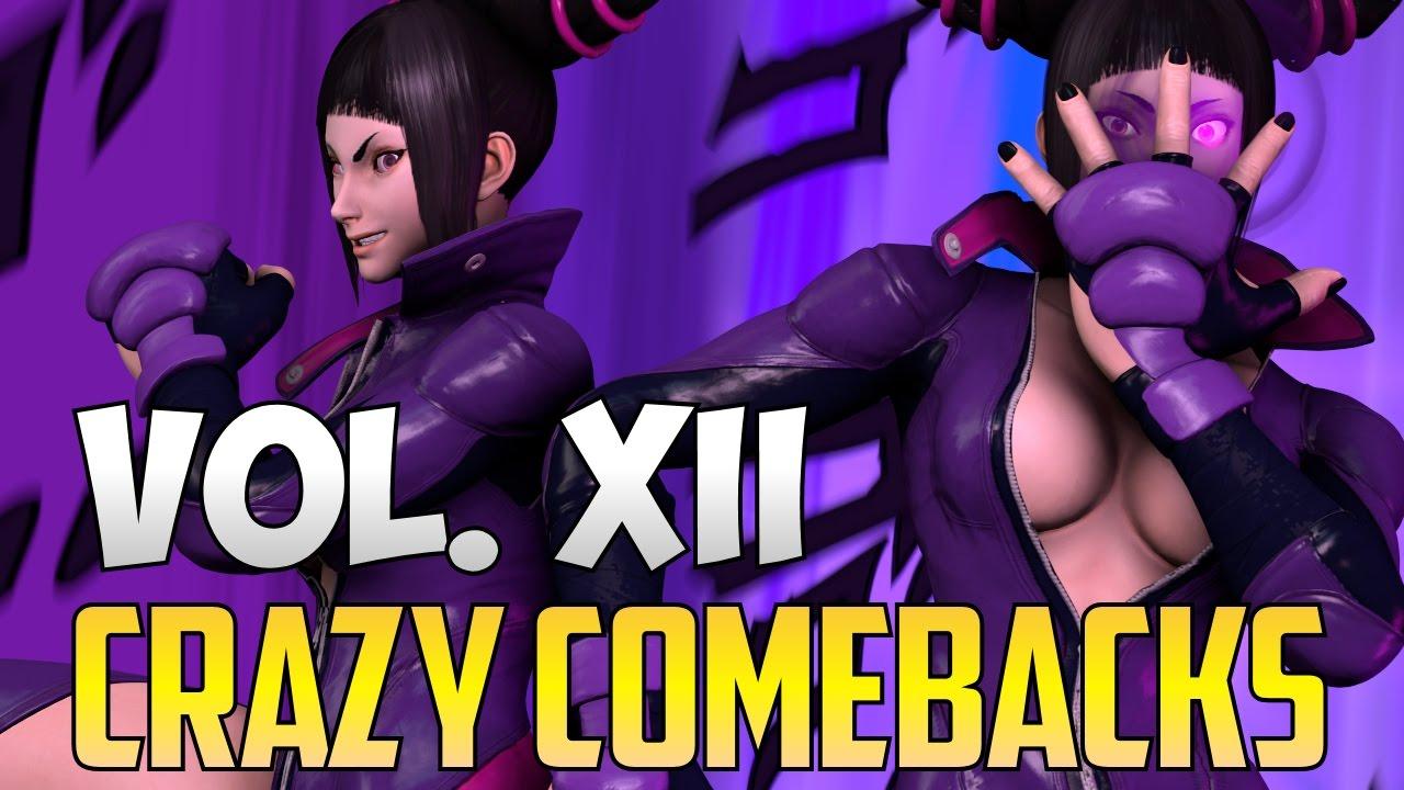 【スト5】SFV S2 ▰ Unbelievable / Epic Street Fighter V Comebacks Volume 12