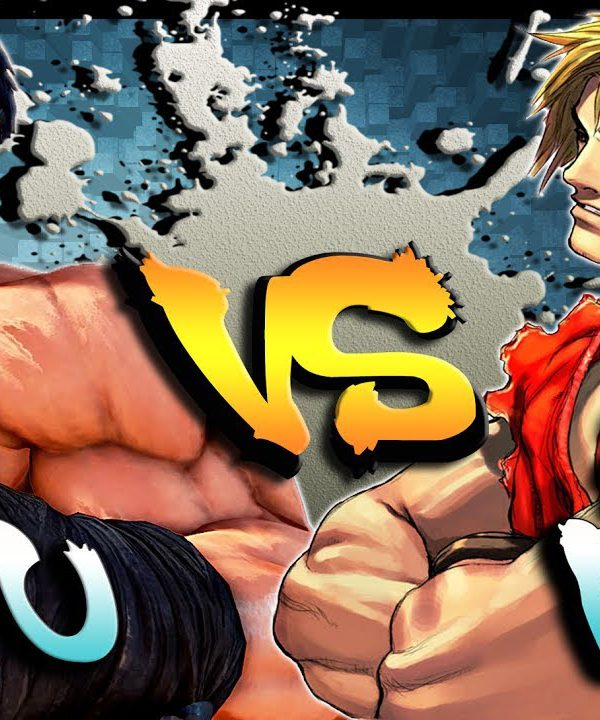 【スト5】SFV – Sasaki ( #1 Ryu ) Vs Kintyo Ru ( #1 Ken ) | Classic Match up * Ranked Sets X2 – SF5