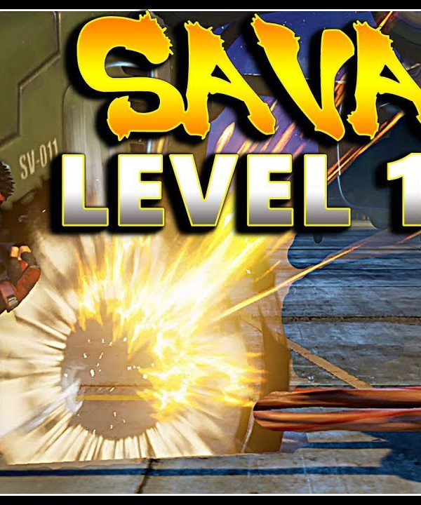 【スト5】SFV – Savage Level 105% | FT Ryu Urien Abigail & More – Dirt Compilation – SF5