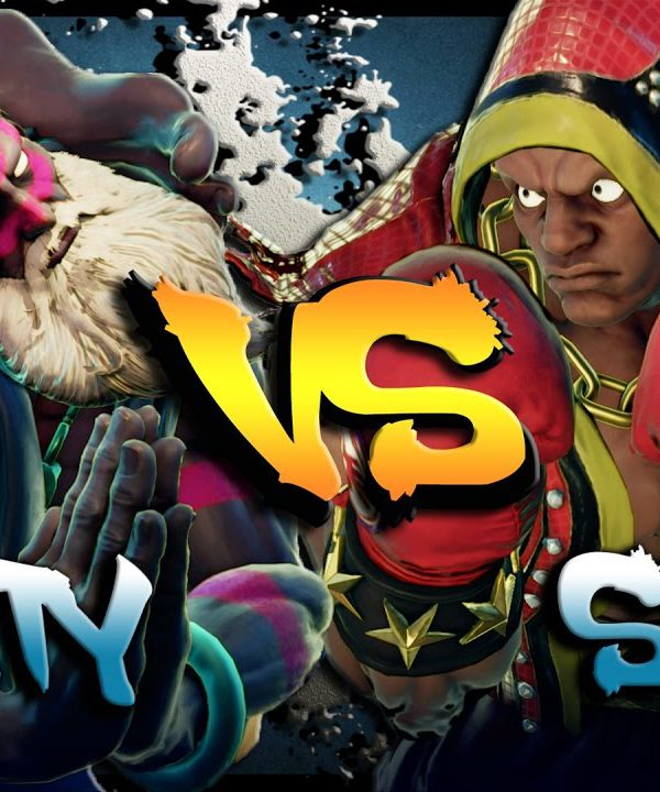 【スト5】SFV – Smug ( Balrog ) Vs Gllty ( Dhalsim ) * Ranked Best of 3 * – SF5