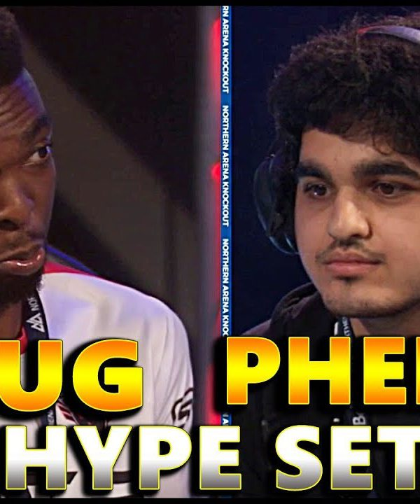 【スト5】SFV – Smug ( Balrog ) Vs Phenom ( Necalli ) | Hype – NAK First To 3 – SF5