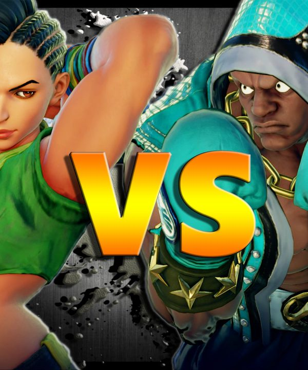 【スト5】SFV – Smug (Balrog) Vs WolfKrone (Laura) *Ranked Best of 3* – SF5