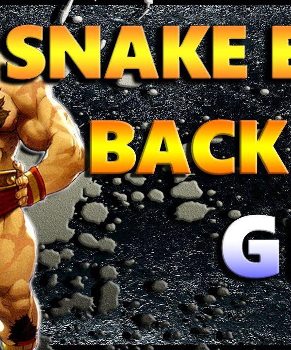 【スト5】SFV – Snake Eyez Back On Some Zangief Vs Online Warriors – SF5