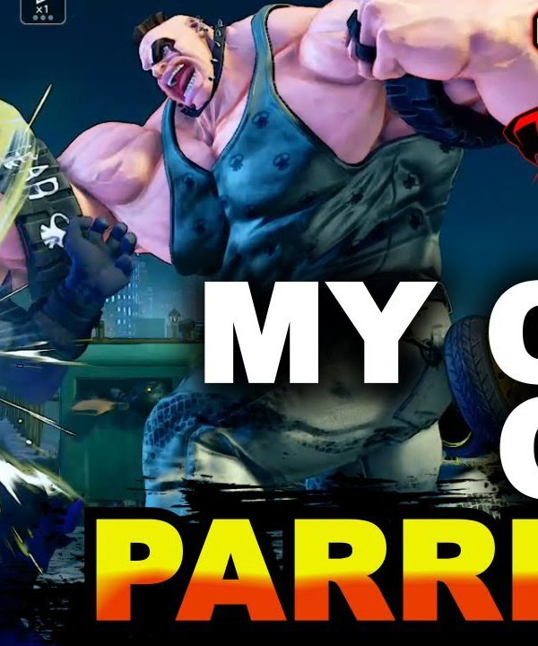 【スト5】SFV * So You Asked For Alex Parries? You Got Them!