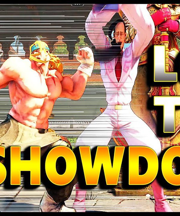 【スト5】SFV – The #1 Alex Vs The #1 Fang | Hype Low Tier Showdown – FT5 – SF5