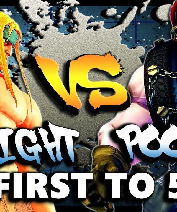 【スト5】SFV – The Worlds Best Alex Vs The Beastliest Abigail | FT5 – Aug 28th Matches – SF5