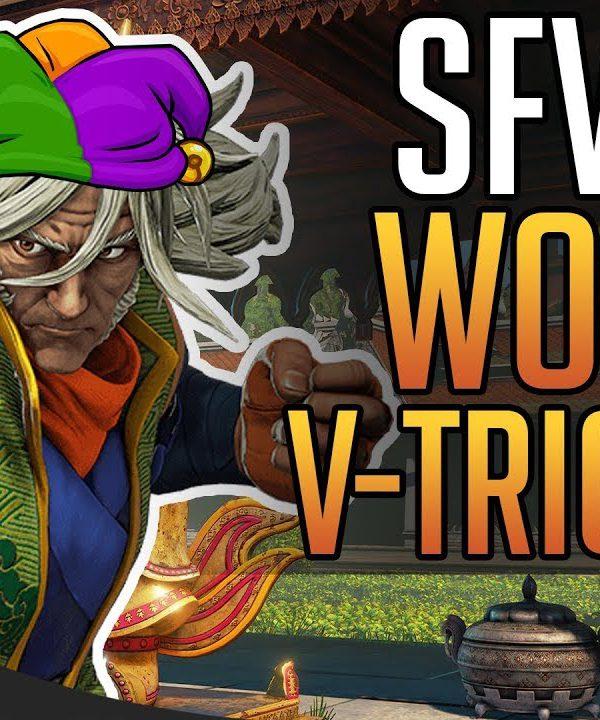 【スト5】SFV – The Worst New V-Triggers! How Can They Be Fixed? Street Fighter 5 Arcade Edition