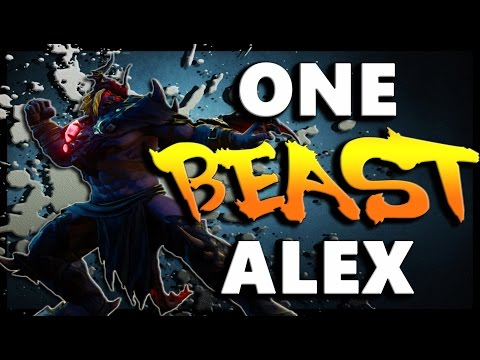 【スト5】SFV – This Is One BEAST A** Alex ( Donpachi ) – SF5