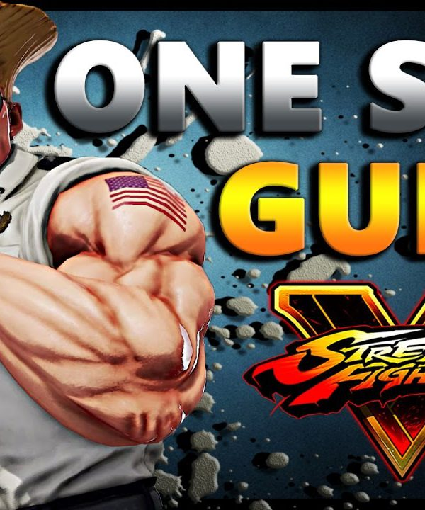 【スト5】SFV – This Is One Sick A** Guile ( Doyanbo ) – SF5