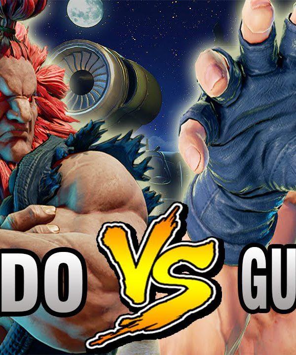 【スト5】SFV – Tokido (Akuma) Vs GunFight (Alex) – Ranked Matches