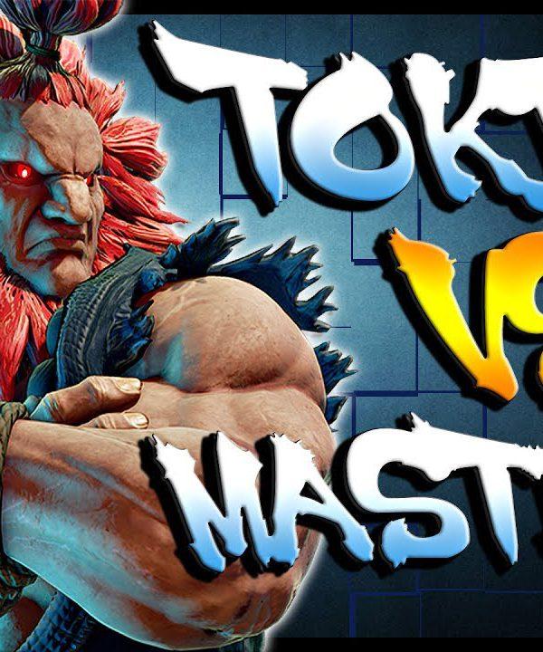 【スト5】SFV – Tokido ( Akuma ) Vs Master Rank Warriors * Ranked Sets * – SF5