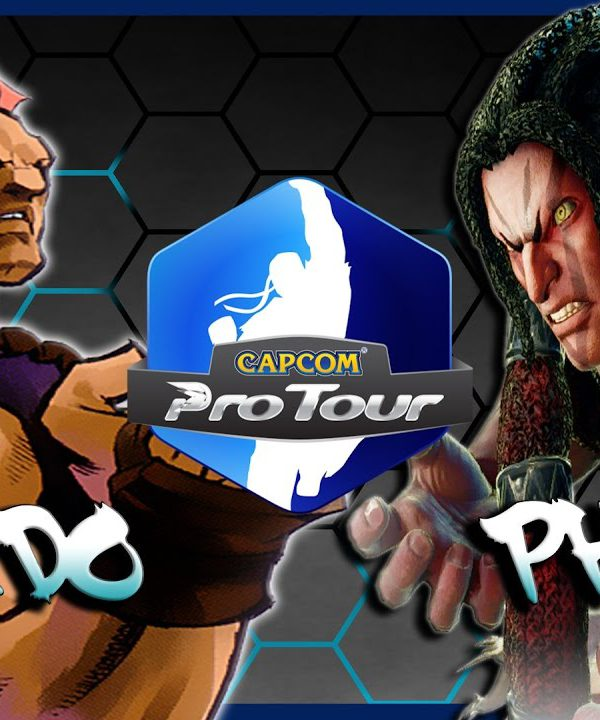 【スト5】SFV – Tokido ( Akuma ) Vs Phenom ( Necalli ) * CPT UFA * Hype Match *- SF5