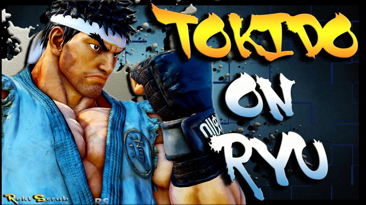【スト5】SFV – Tokido ( Ryu ) Vs Online Warriors | Ranked Season 2.5 – SF5