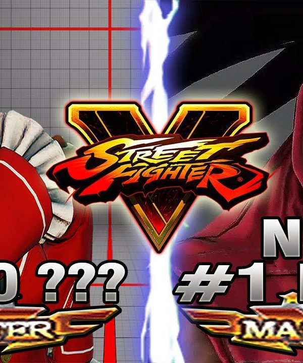 【スト5】SFV – Tokido uses KARIN to face The NEW #1 rank