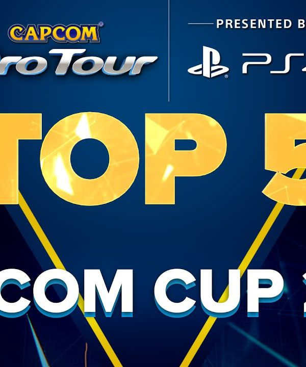 【スト5】SFV: TOP 5 MOMENTS – CAPCOM CUP 2016 – CPT 2016