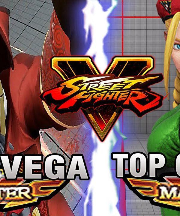 【スト5】SFV – Tourniquet (Vega) Vs NL (Cammy) – Ranked Matches