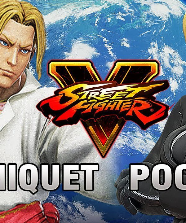 【スト5】SFV – Tourniquet (Vega) Vs Poongko (Kolin) – Ranked Matches