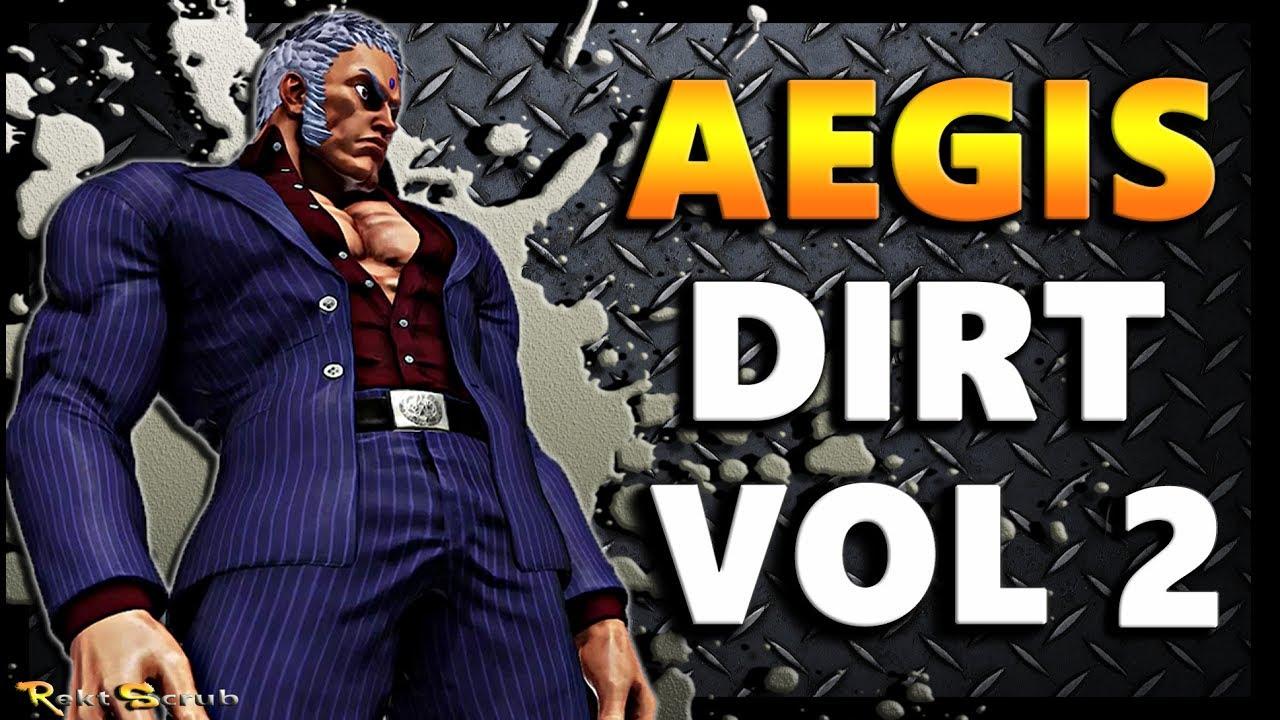 【スト5】SFV – Urien Aegis Reflector Dirt Vol 2 | FT Nemo RB & More – Season 2.5 – SF5