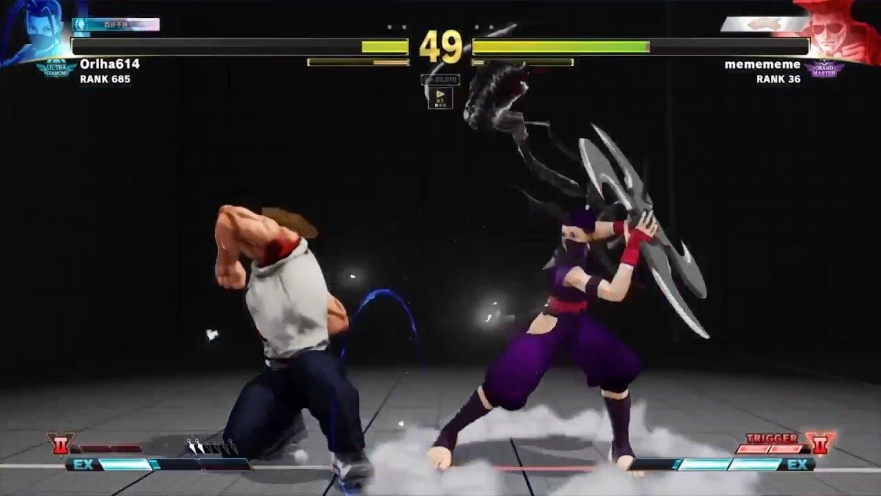 【スト5】SFVAE – Daigo Umehara (Guile) vs. Orlha614 (Ibuki)