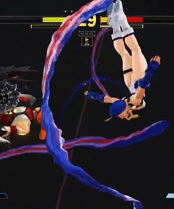 【スト5】SFVAE – Mago (Cammy) vs. High Rank Players