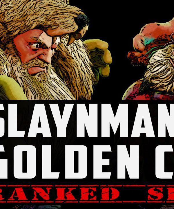 【スト5】Slaynman vs Golden Cen's Dhalsim ► Ranked ► 04.12.17