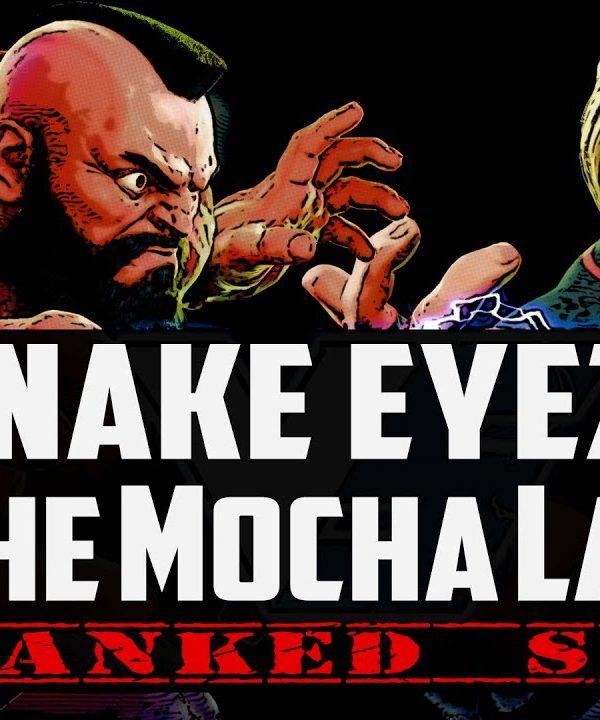【スト5】Snake Eyez vs TheMochaLatte's Ken ► Ranked ► 03.13.17