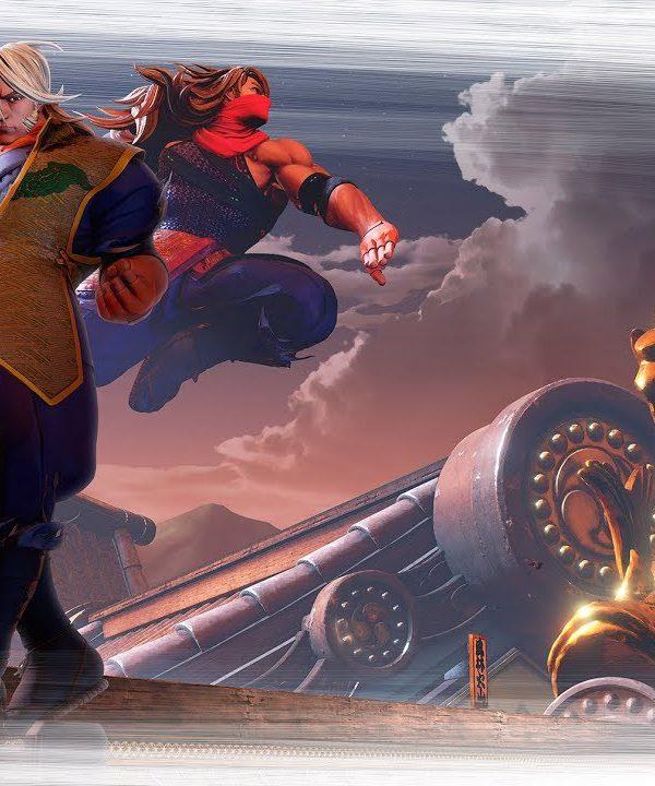 【スト5】Street Fighter V: Zeku Reveal Trailer