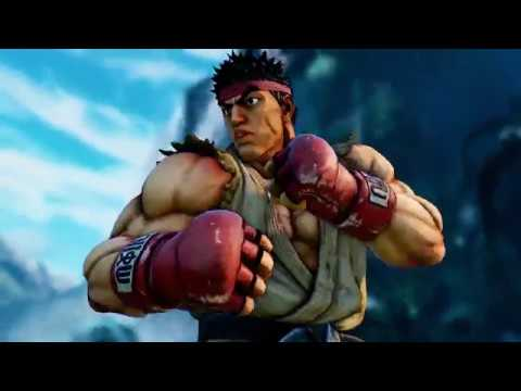 【スト5】The ELEAGUE Street Fighter V Celebrity Showdown