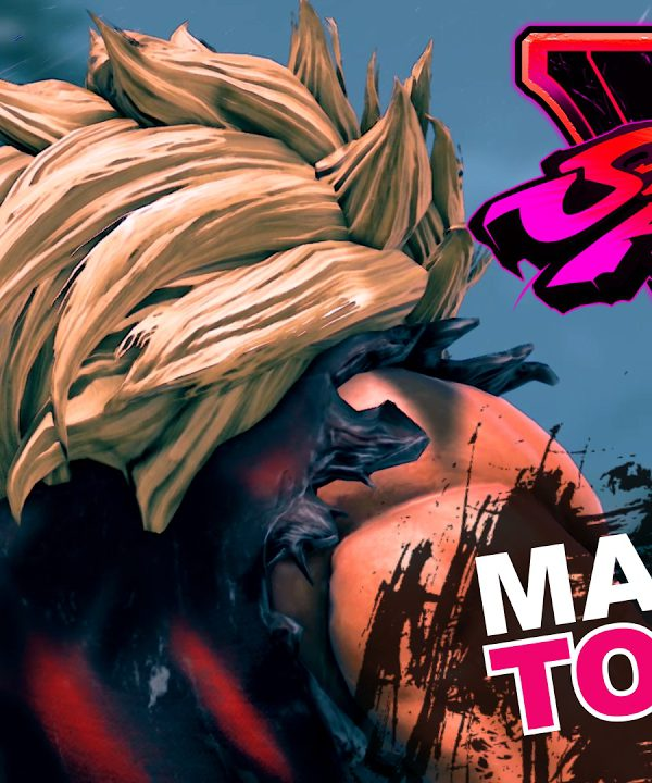 【スト5】Tokido (MASTER Akuma) SF5 Compilation