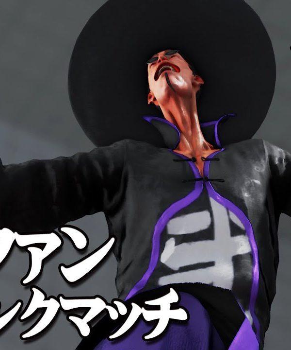 【スト5】最強ファン torihat 超絶トリッキーな攻め 素晴らしい動き 上級ランクマッチ