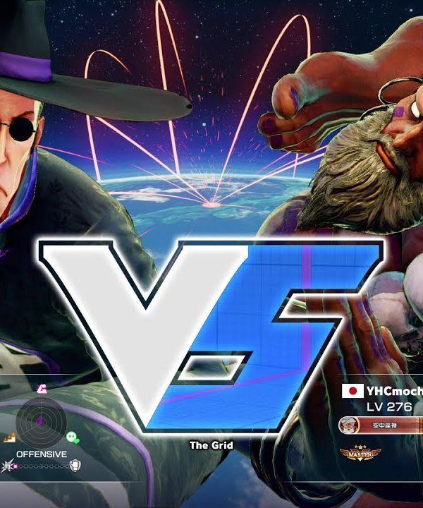【スト5】torihat(ファン)vs YHC餅(ダルシム)