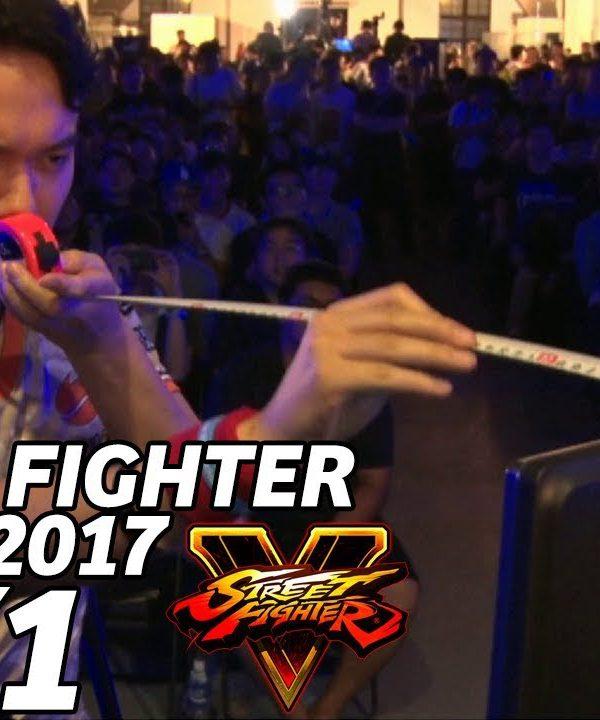 【スト5】TWFIGHTER MAJOR 2017 SFV DAY 1 (TIMESTAMP) Daigo Tokido Sako Kichipamu Fuudo Poongko Yukadon