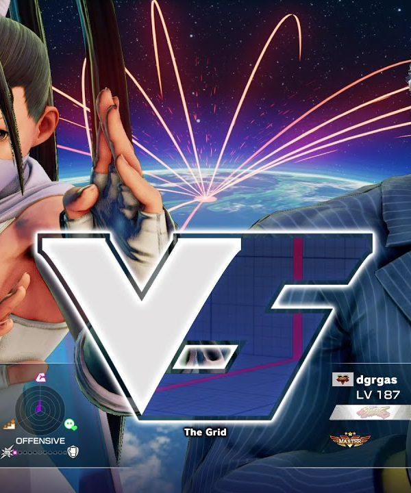 【スト5】なりくん(いぶき)vs どぐら(ユリアン)