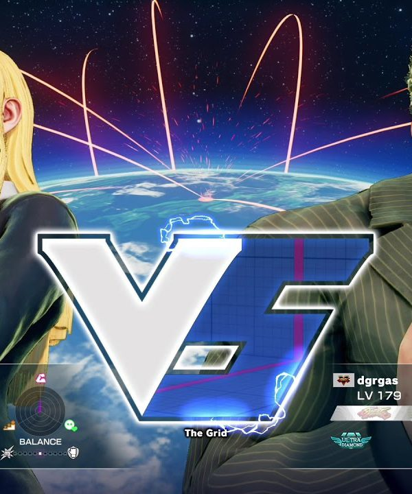 【スト5】ぷーんこ(コーリン)vs どぐら(ユリアン)