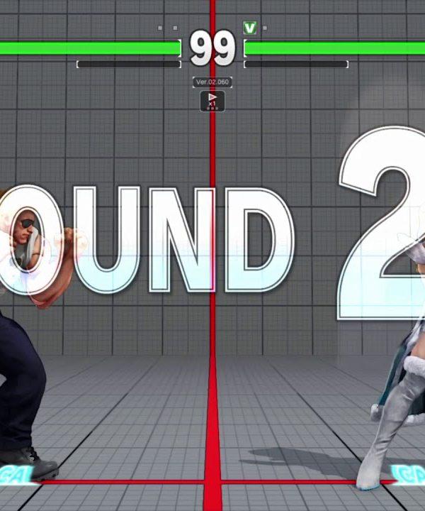 【スト5】ウメハラ vs マゴ